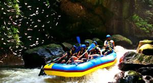 Ayung Water Rafting