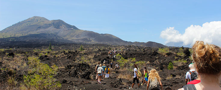 Batur Volcano Trekking
