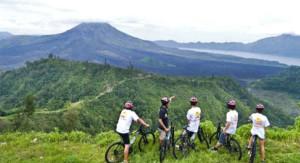 Mountain Cycling Kintamani Adventure Tour