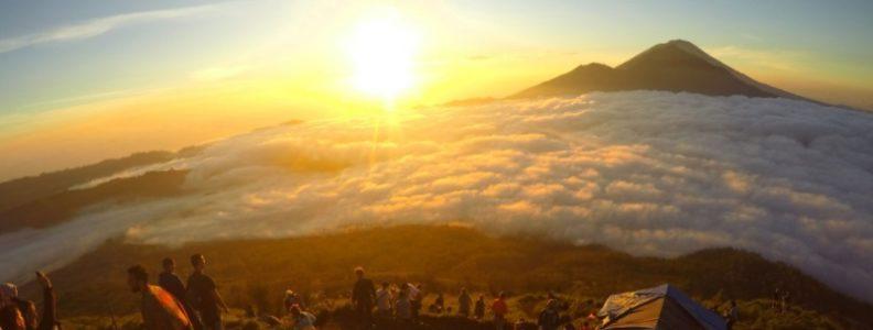 Mount Agung Volcano Sunrise Trekking